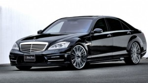 Mercedes S-Class W 221 Restyling